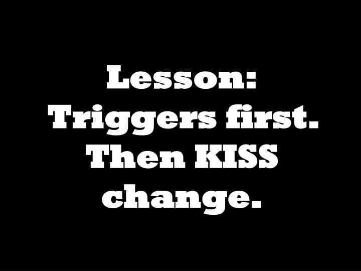 Lesson: