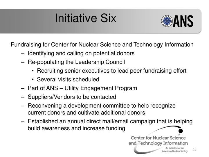 Initiative Six