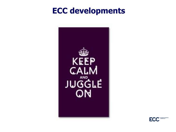 ECC developments