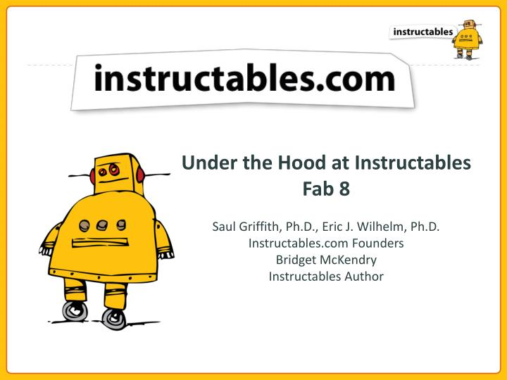 Under the Hood at