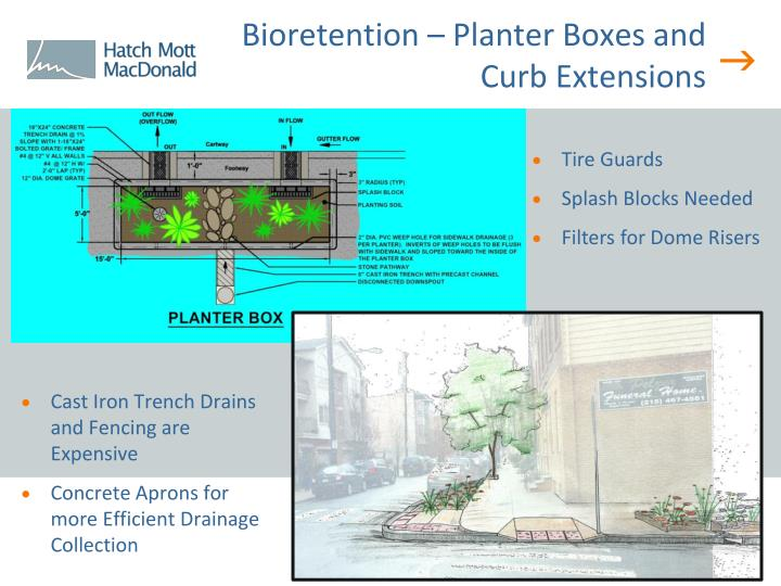 Stormwater Drainage Collection Boxes : Ppt steve maakestad project engineer powerpoint