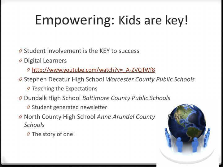 Empowering: