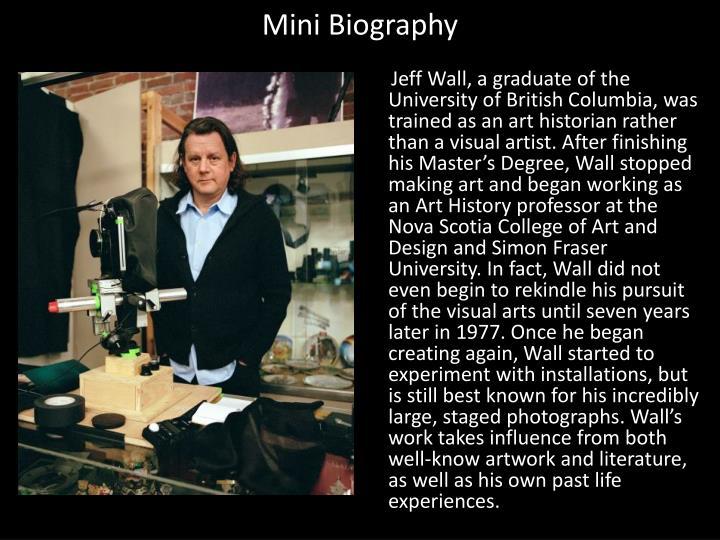 Mini Biography
