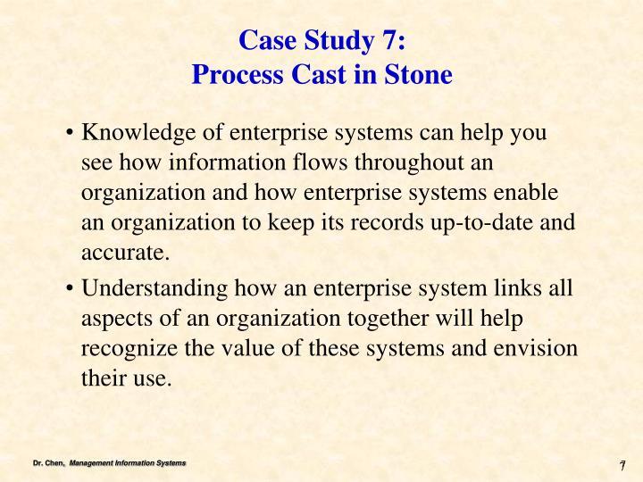 Case Study 7: