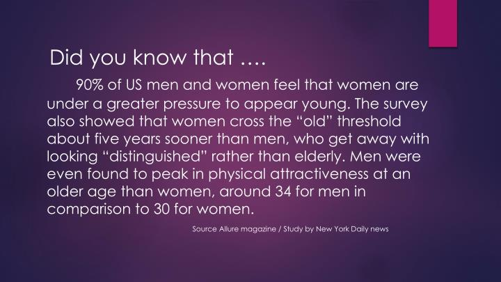 Did you know that ….