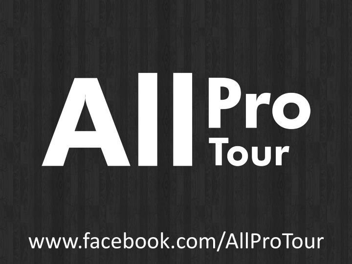 www.facebook.com/AllProTour