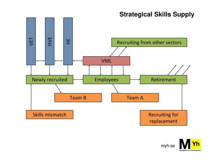 Strategical Skills Supply