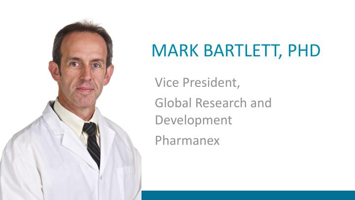 MARK BARTLETT, PHD