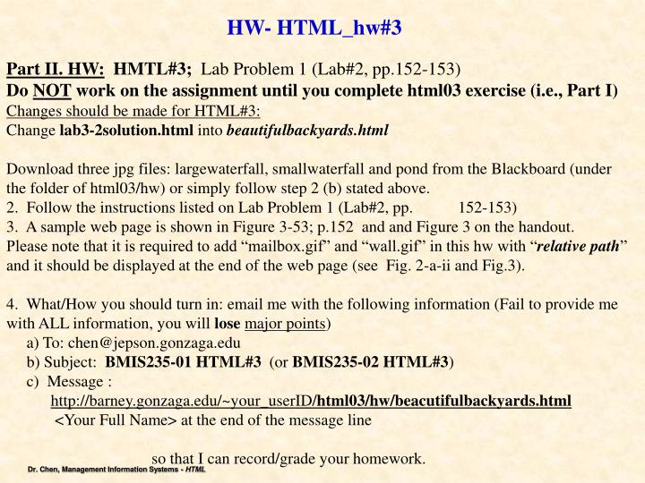 HW- HTML_hw#3