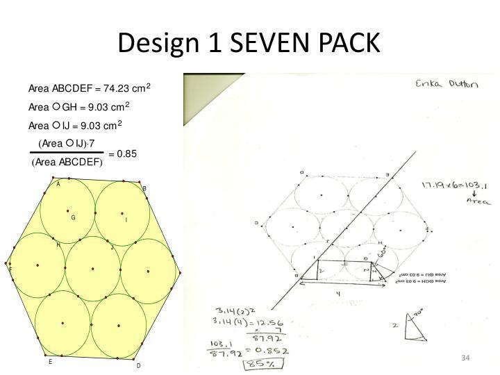 Design 1 SEVEN PACK