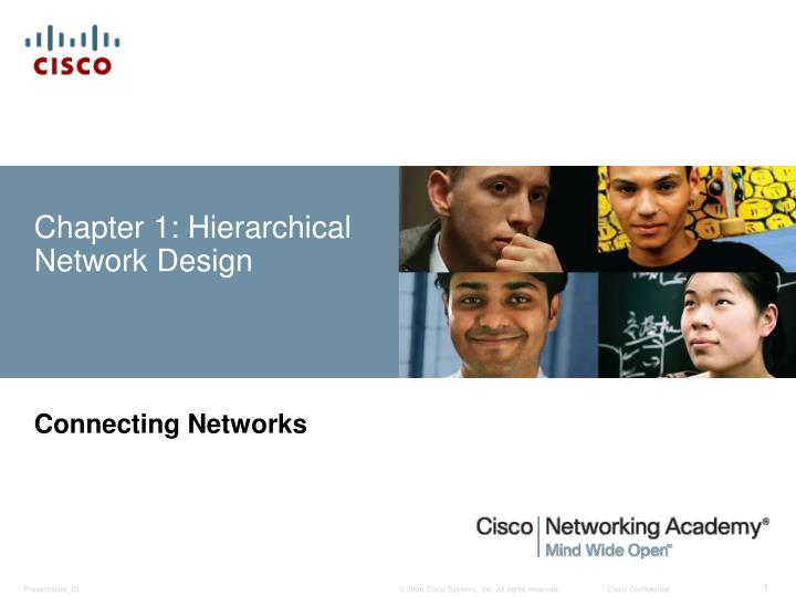 chapter 1 hierarchical network design