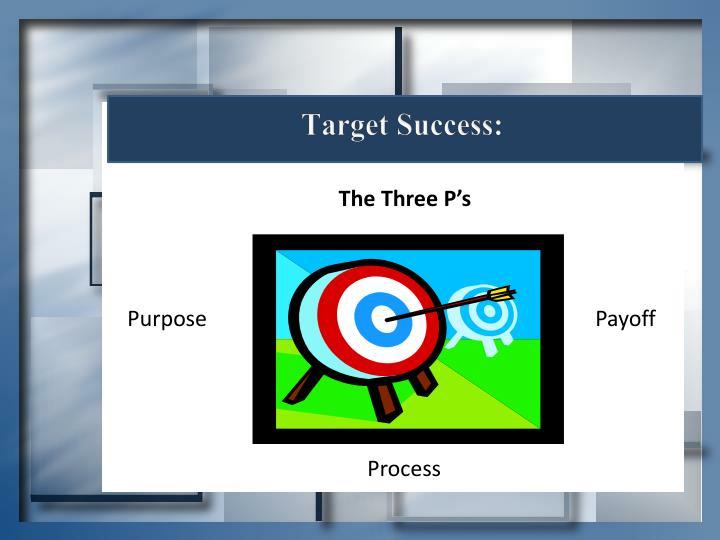Target Success: