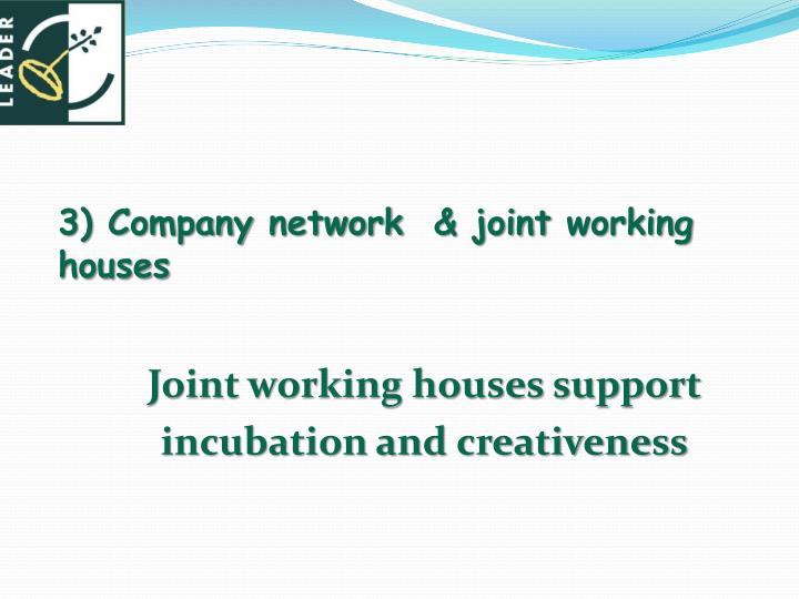 3) Company