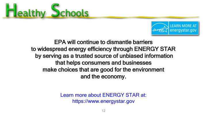 EPA will continue to dismantle barriers