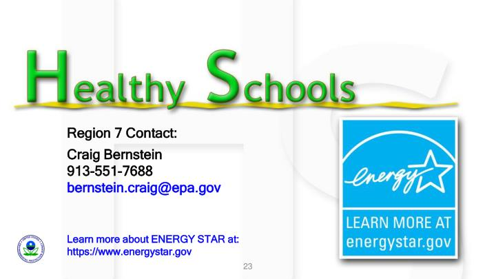 Region 7 Contact: