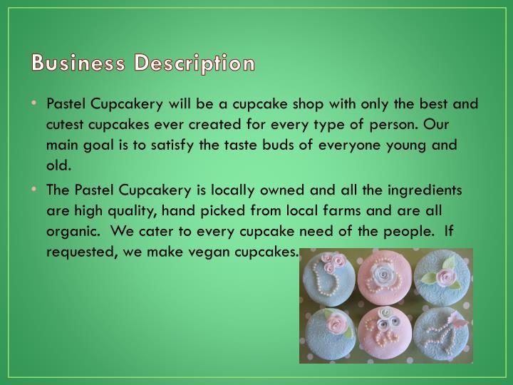 Business Description