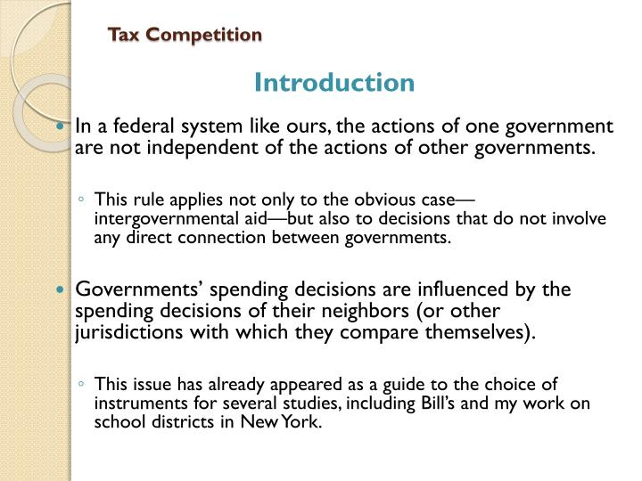 Tax competition1