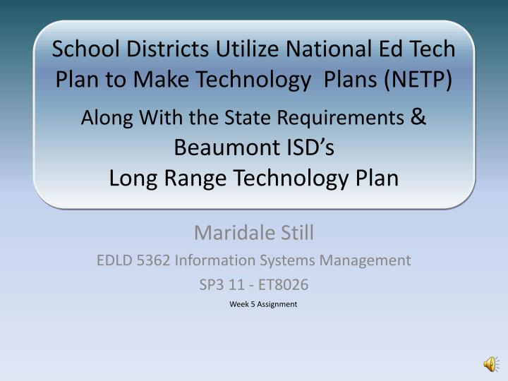 Maridale still edld 5362 information systems management sp3 11 et8026