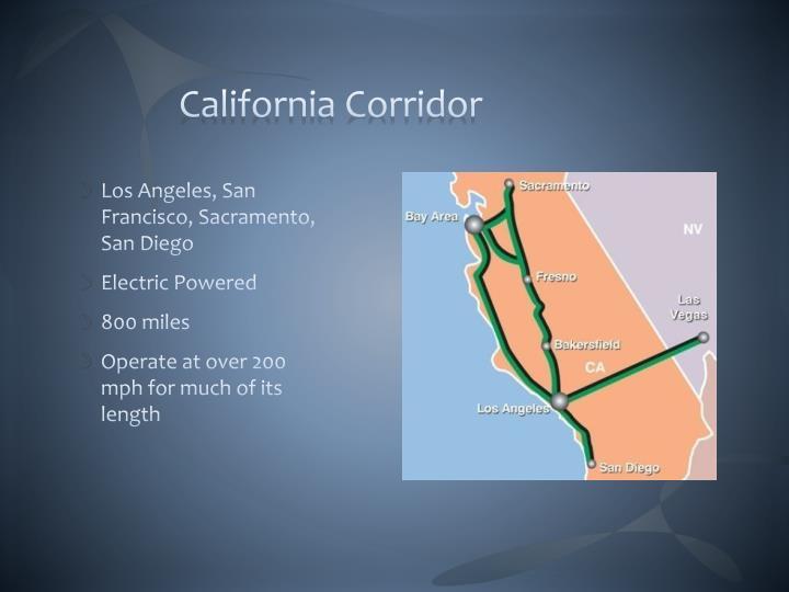 California Corridor