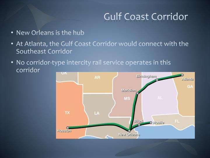 Gulf Coast Corridor
