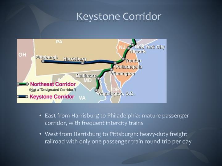 Keystone Corridor