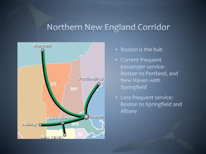 Northern New England Corridor