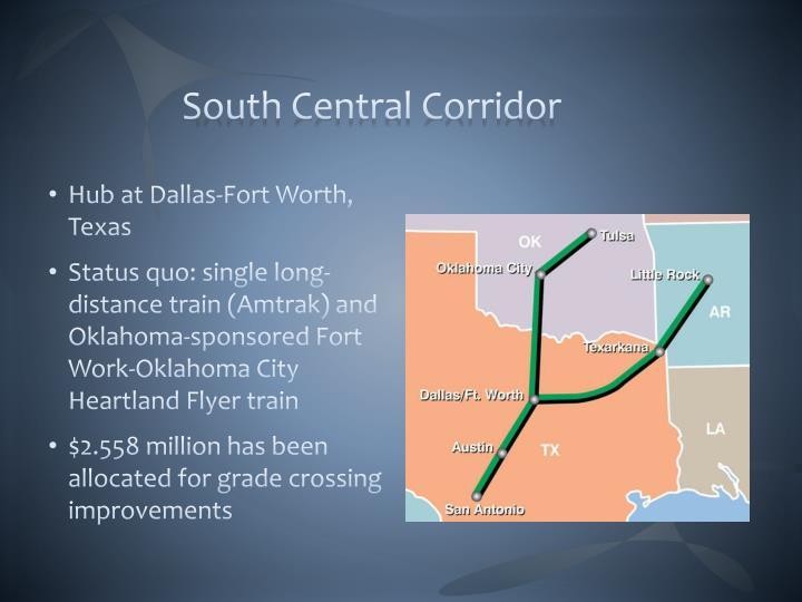 South Central Corridor