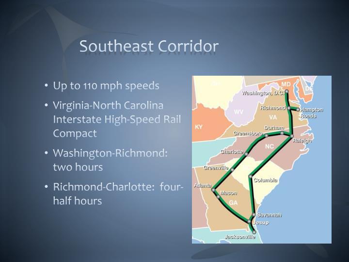 Southeast Corridor