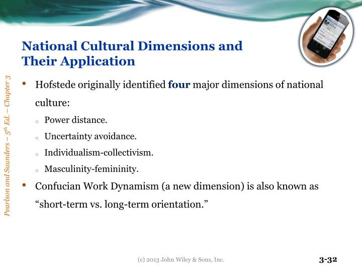 using the cultural dimensions explored in Explore this journal explore this journal measuring russian culture using hofstede's dimensions authors alexander naumov, moscow state university, russia.