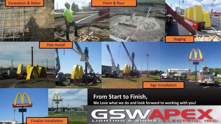 Excavation & Rebar