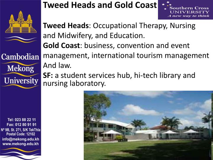 Tweed Heads and Gold Coast