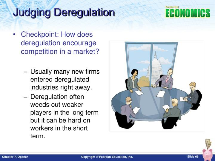 Judging Deregulation