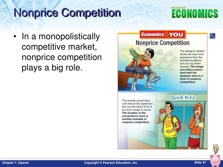 Nonprice Competition
