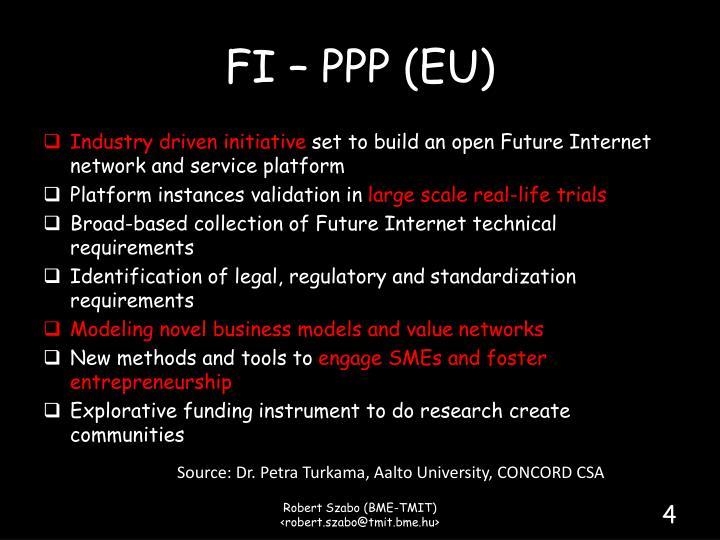 FI – PPP (EU)