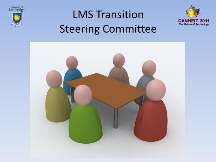 LMS Transition