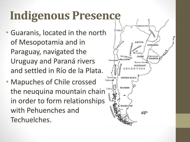 Indigenous Presence
