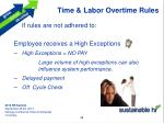 time labor overtime rules1