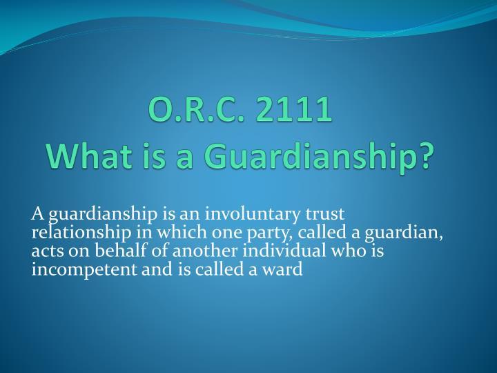 O.R.C. 2111