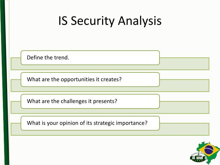 IS Security Analysis
