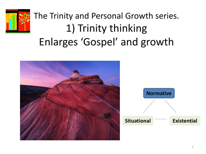 The Trinity and Personal Growth