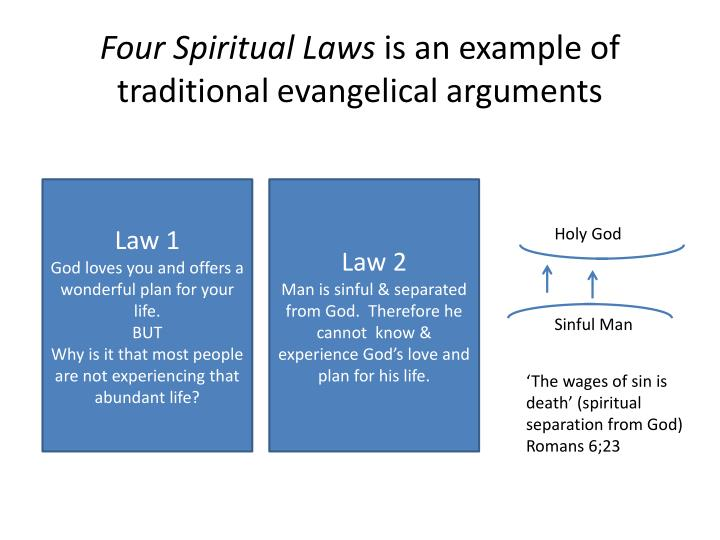 Four Spiritual