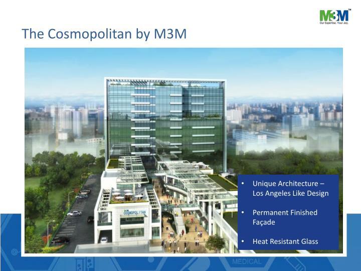 The Cosmopolitan by M3M