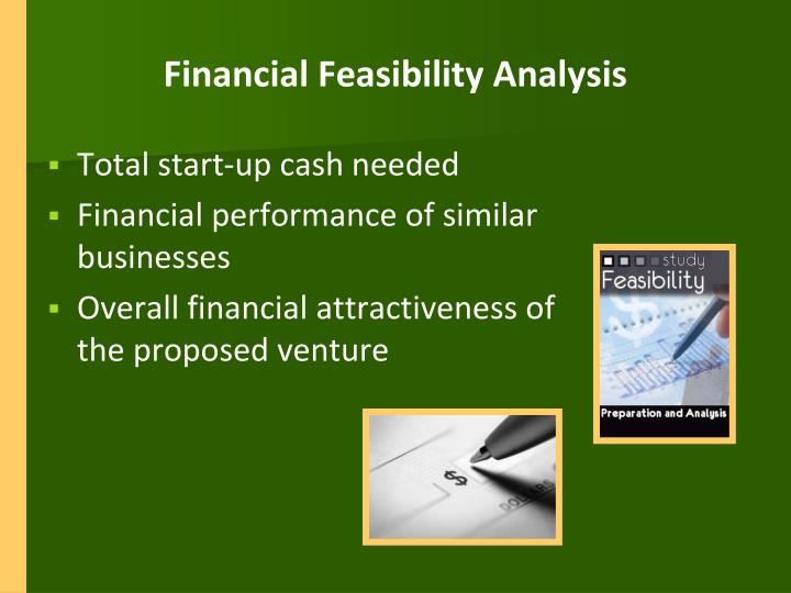 Financial Feasibility Analysis