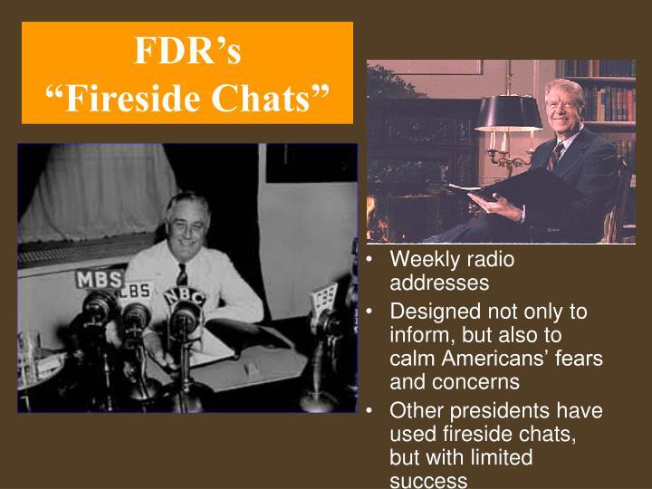 FDR's