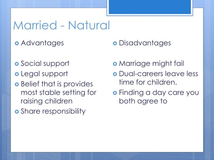Married - Natural