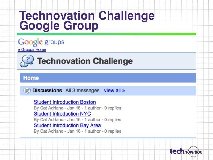 Technovation