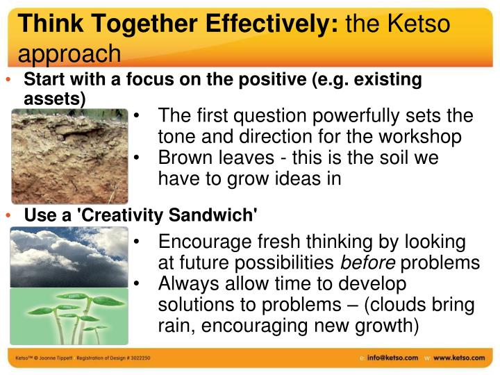 Think Together Effectively: