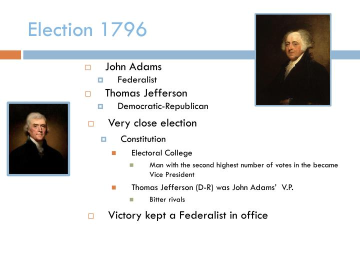 Election 1796