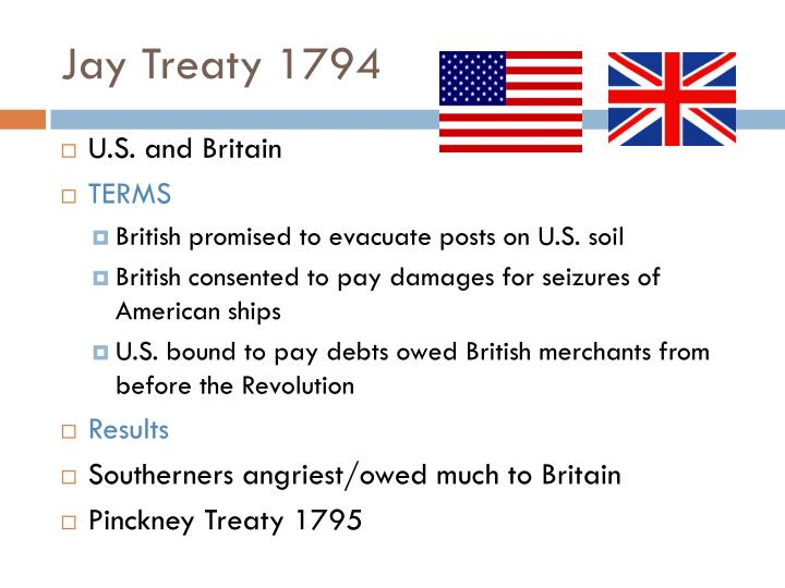 Jay Treaty 1794