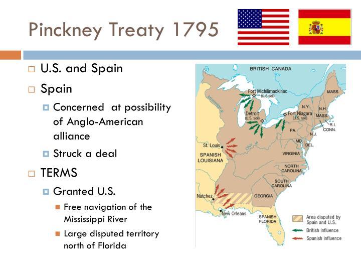 Pinckney Treaty 1795